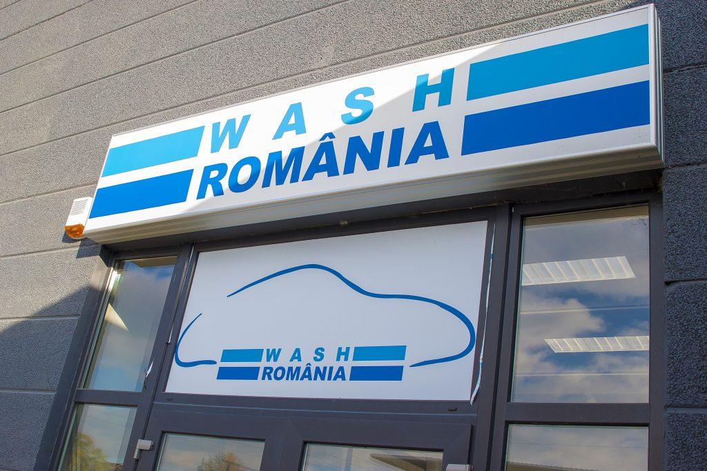 Wash Romania Spuma Activa si Detergenti Auto